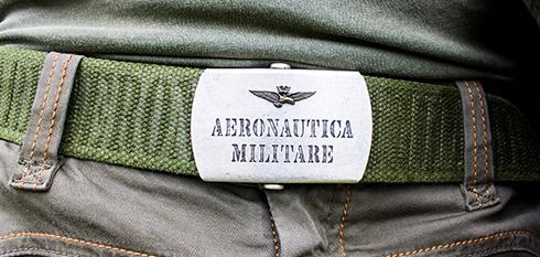 LOOKBOOK: Aeronautica Militare